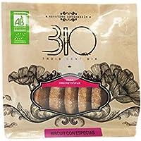 GALLETAS BISCUIT CON ESPECIAS BIO SIN ACEITE DE PALMA 310 150 grs