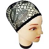 Majik Wig Caps For Women And Girls, Black Color, 15 Gram, Pack of 1