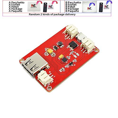diseñamos esta mini placa de carga de la batería de litio.El tamaño de la placa es muy pequeño.Puede utilizar una fuente de alimentación externa,como la fuente de alimentación solar o USB.Utiliza CN3065:un solo chip de gestión de carga de la batería ...