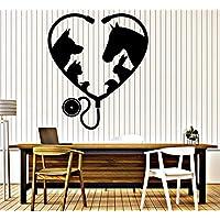 Declaración de pared de vinilo familiar decoración de bricolaje arte pegatinas decoración para el hogar arte