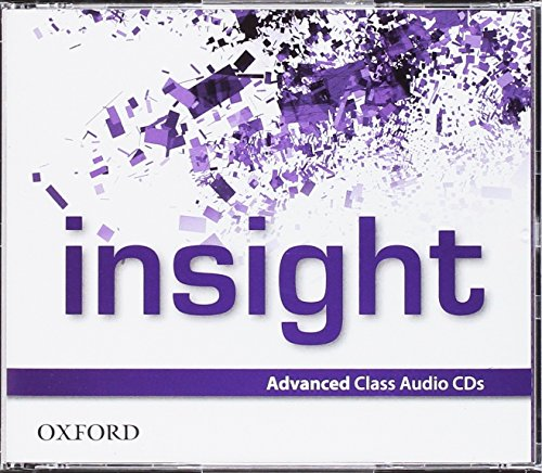 Insight Advanced. Class Audio CD