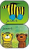 Mottom mo98100 Sonnenschutz, Janosch 2er-Set
