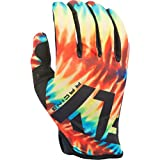 370-01809 - Fly Racing 2017 Lite Monster Cup Limited Edition Motocross Gloves M (9) Tie-Dye Black