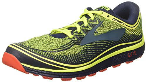 it 6 Traillaufschuhe, Mehrfarbig (Nightlife/Navy/orange 1d772), 42.5 EU ()