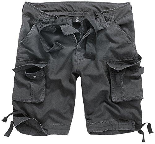 Männer Casual Shorts Herren Bekleidung (Brandit Urban Legend Short Anthrazit 7XL)