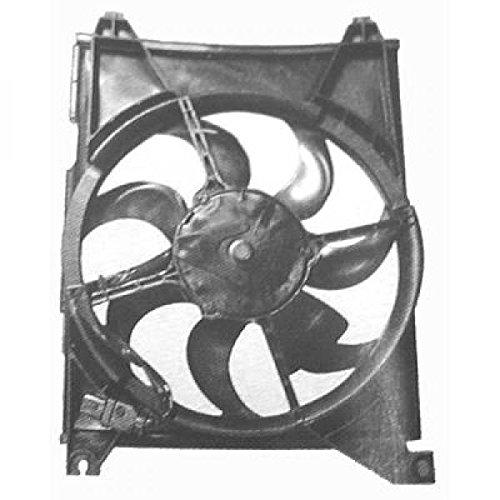 PIECES AUTO SERVICES Ventilateur condenseur de climatisation HIUNDAI Sonata 4 de 98 à 05 - OEM : 9778638000
