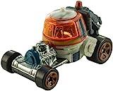 Hot Wheels Star Wars Fahrzeug Chopper Droid - Maßstab 1 : 64 Hotwheels Fahrzeug
