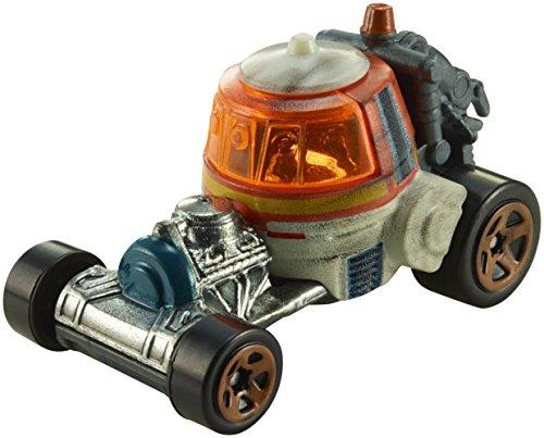 Hot-choppers (Hot Wheels Star Wars Fahrzeug Chopper Droid - Maßstab 1 : 64 Hotwheels Fahrzeug)