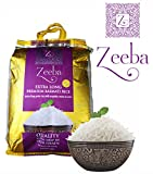 #5: Zeeba Premium Basmati Rice - 10 KG