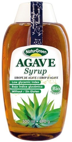 NaturGreen, Sirope de caramelo (Agave) - 690 gr.