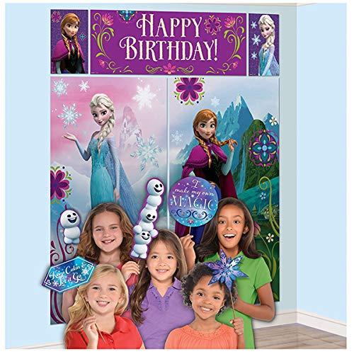 Frozen pared decoración kit (paquete de 5)