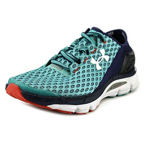 Under Armour Ua W Speedform Gemini, Chaussures de Running Femme Turquoise (bkn 470)