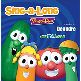 Sing Along with VeggieTales: Deandre (dee-AWN-dray)