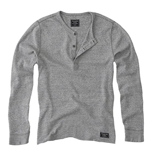 abercrombie-herren-long-sleeve-waffle-henley-langarmshirt-t-shirt-grosse-medium-heather-grau-121-701