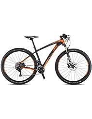 KTM myroon Master 29 Mountain Bike Carbon Mate Naranja 2016 RH 53 cm 10,20 kg