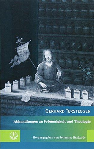 Abhandlungen zu Frömmigkeit und Theologie (Edition Pietismustexte (EPT))