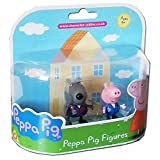 Peppa Pig Danny Dog & George Twin Figure Pack