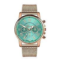 Ankidz Women Fashion Quartz Watch Casual Metal Gift Wrist Watch Watches