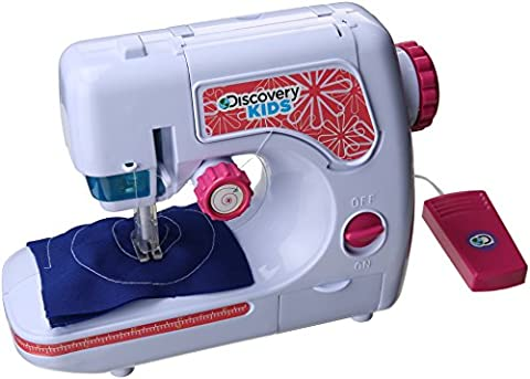 NKOK Discovery Kids Chainstitch Sewing Machine