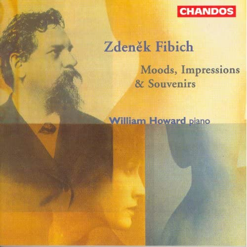 Fibich: Moods, Impressions and Reminiscences, Op. 41 (Excerpts)