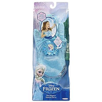 Disney - Frozen: El Reino del Nielo - Guantes Mágicos Musicales de Elsa de Toy Zany