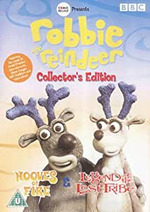 Robbie The Reindeer Collector's Edition - Hooves of Fire/Legend of the Lost Tribe [VHS]