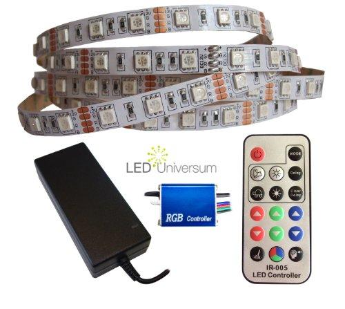 55-metres-kit-bande-led-rvb-60-led-m-protection-ip20-avec-controleur-telecommande-17-touches-et-bloc