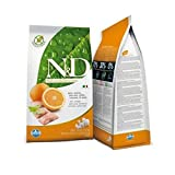Hundefutter Trockenfutter N&D Fisch & Orange, Getreidefrei - Natural & Delicious Farmina (800 Gramm)