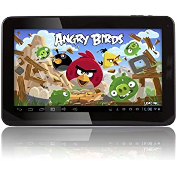 """Tablette Android Dual Core - 9"""" - 16GB - Wifi/Bluetooth"""
