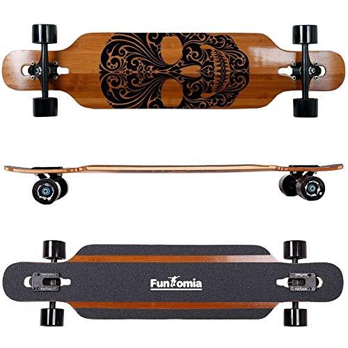 Tabla de skate FunTomia®, longboard,