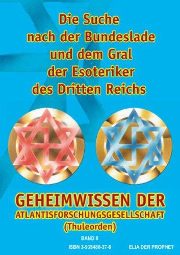 ELIA VI - Die Suche nach der Bundeslade von Atlantis (eBook CD-ROM) 700 'Seiten