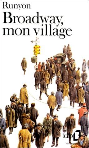 Broadway Mon Village (Folio) par Damon Runyon