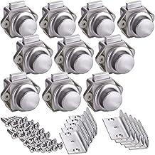10 x SO-TECH® Push-Lock Schlösser Möbelschlösser Druckschlösser für Caravan & Boot