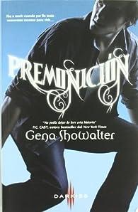 Premonición par Gena Showalter