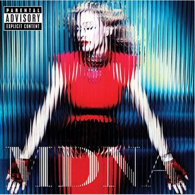 Madonna MDNA (Licensee Version) [Turkey Import] (Mdna Cd Madonna)