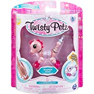 Twisty_Petz Spin Master PUMPKIN PONY - Transform from a Pet Into a Bracelet! Twistable. Wearable. Fashionable!