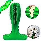 BAMOMBY Hundezahnbürste Stick, Silicon Pet Zahnbürste, Zahn von Hund Zahnreinigung,Geschenk für Haustiere Liebhaber (for 25-40 Ibs)