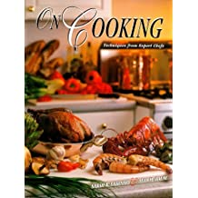 On Cooking: Techniques from Expert Chefs by Sarah R. Labensky (1994-10-23)
