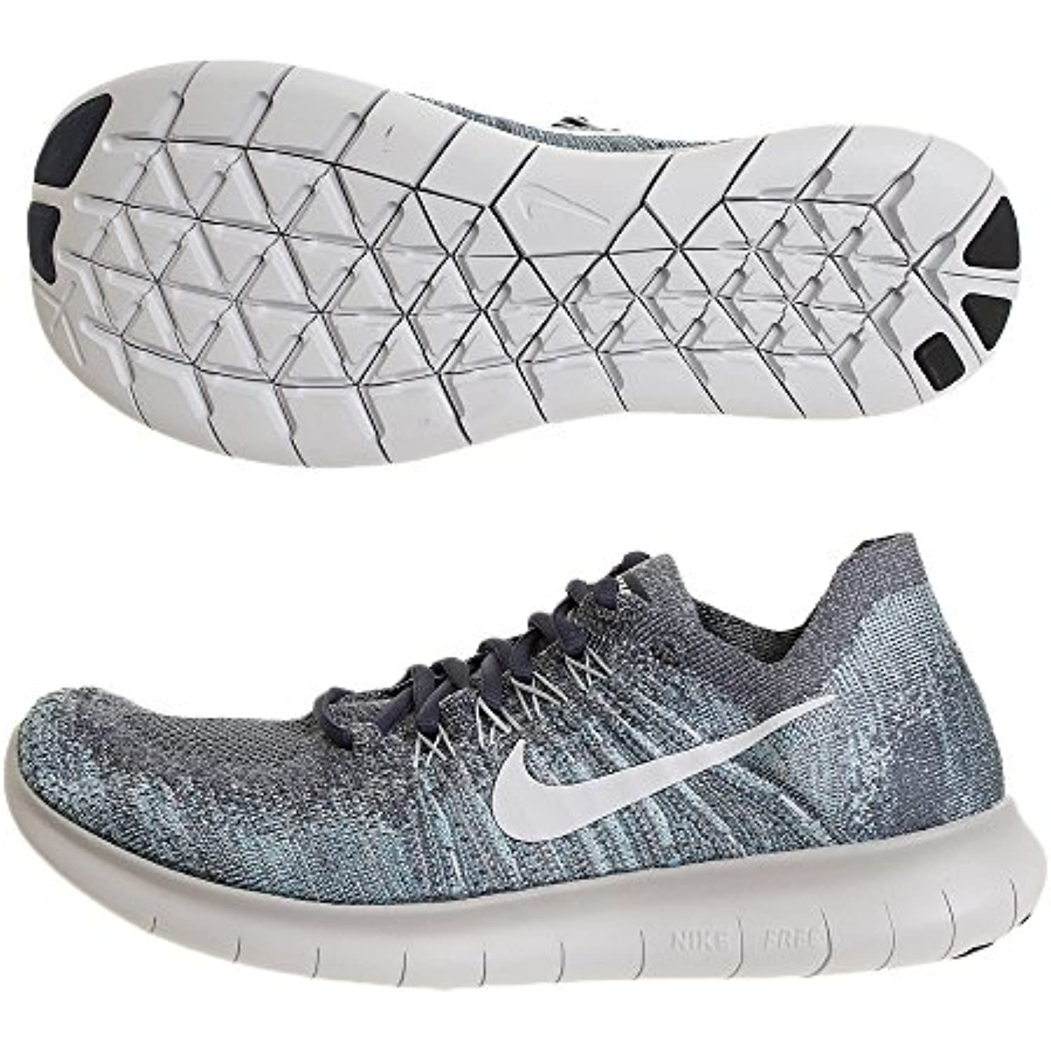 outlet store 95474 68b45 NIKE Free RN Flyknit 2017, Chaussures de Running Homme Homme Homme  B0763R372M - dbe9cd