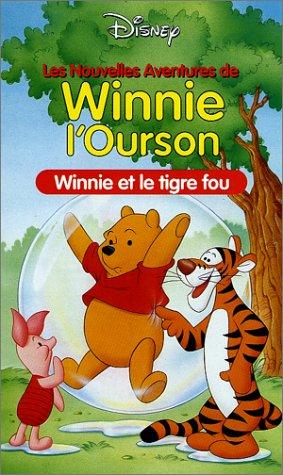 Les Nouvelles aventures de Winnie l'ourson : Winnie et le tigre fou [VHS]