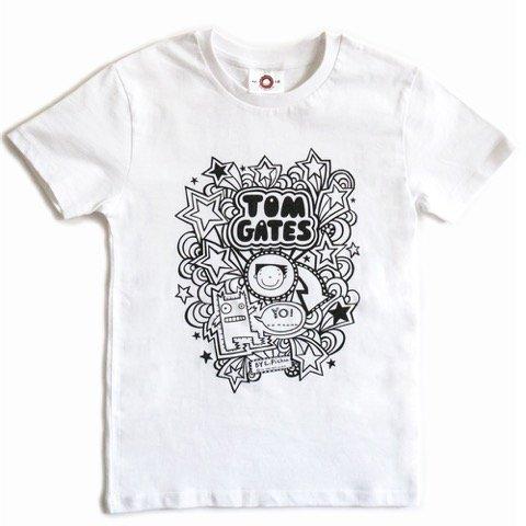 tom-gates-yo-kids-childrens-short-sleeve-t-shirt-9-11-years