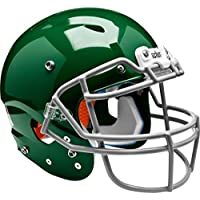 Schutt Sports Youth ibrido Vengeance Dct Football Helmet without Faceguard, Dark Green, S - Fornito Air Caschi