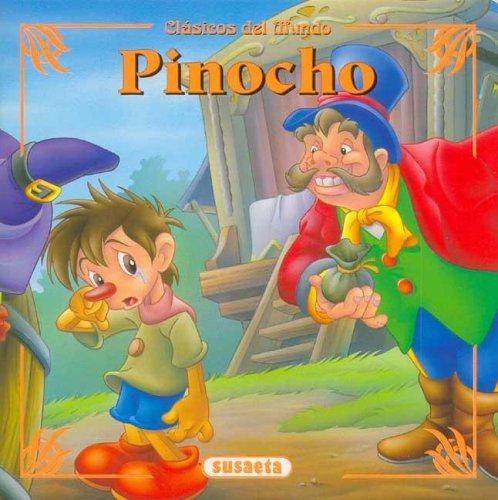 Pinocho par Susaeta