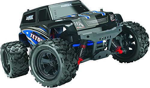 Traxxas TRX76054–1 LaTrax Teton RTR Monster Truck Brushed 1:18 Scale 4WD
