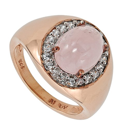 harry-ivens-damenring-sterling-silber-925-rose-vergoldet-morganit-zirkon-329ct-rw16