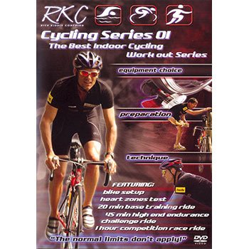 RICK KIDDLE CYCLING SERIES 1 DVD - INDOOR CYCLING WORKOUT (Cycling Dvds Indoor)