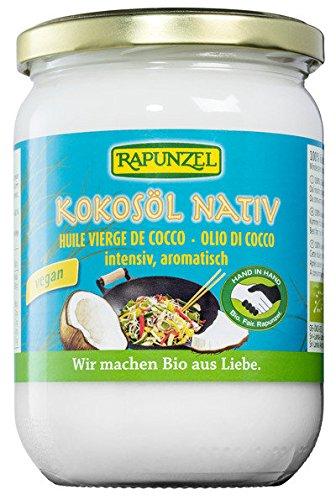 Rapunzel Kokosöl nativ HIH im Test