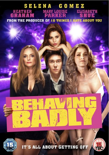 Behaving Badly [DVD] [Edizione: Regno Unito]