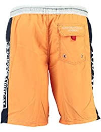 Geographical Norway–Geographical Norway quepi Swimsuit Men Orange