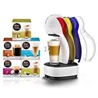 Nescafe Dolce Gusto Colors Coffee Machine, White, Col1